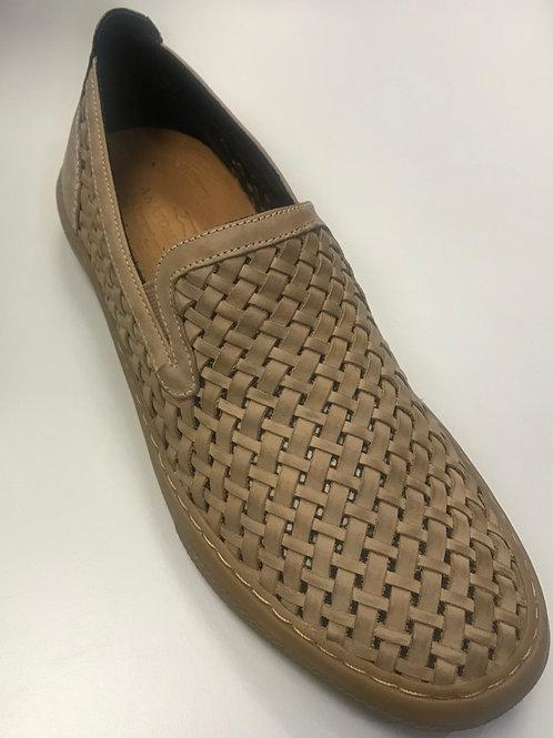 Anatomic slip on shoes off white