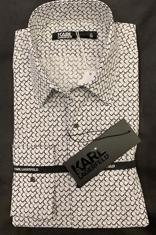 Karl Lagerfeld  long sleeve  shirt
