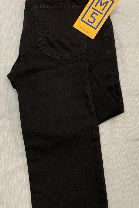 MeyerM5 jeans 361M5 slim fit in black