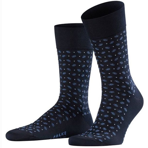 FALKE Sensitive Jabot Men Socks with pressure-free comfort band