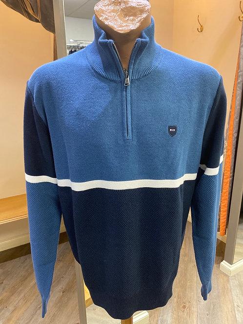 Eden maipu0024 Park Long sleeve blue knitwear