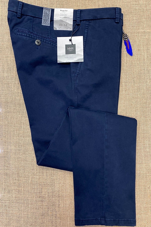 MMX 2-7587 Meyer Navy Blue chino