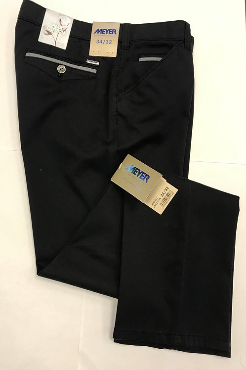 Meyer trousers with hidden security pocket