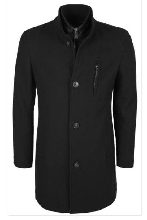 Roy Robson Black Coat