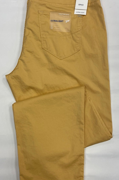 BRAX Cadiz  trousers in yellow