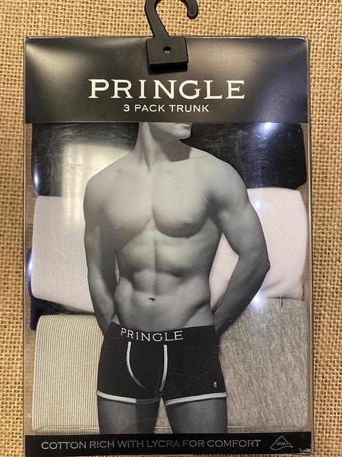 Pringle underwear 3 pack trunk