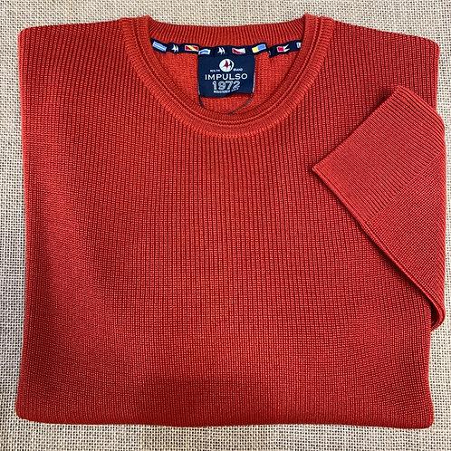 Impulso 00123310YW red  knitwear