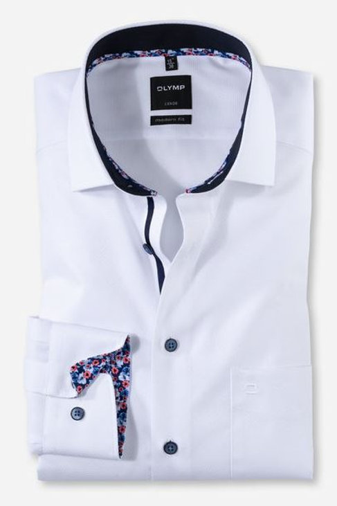 OLYMP shirt Cotton 100% modern fit