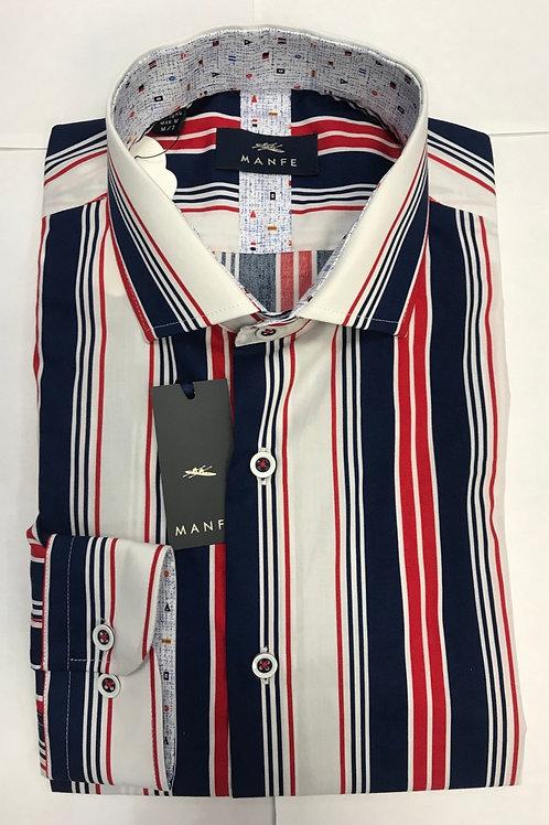 MANFEshirt  100% cotton Long sleeves Style