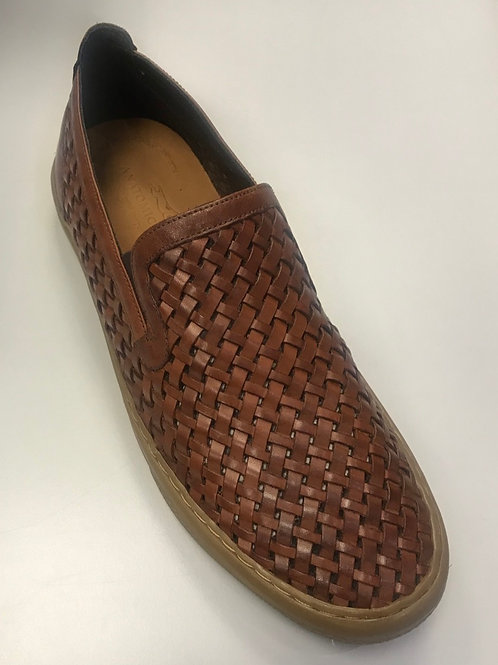 Anatomic slip on shoes brown