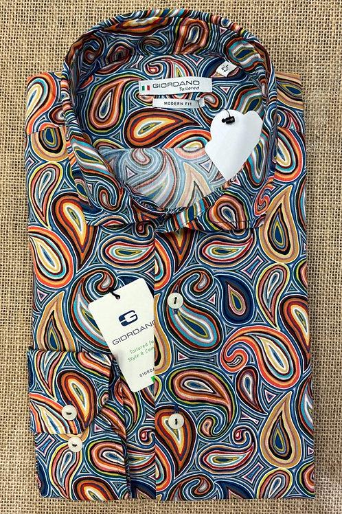 Giordano multicoloured  shirt