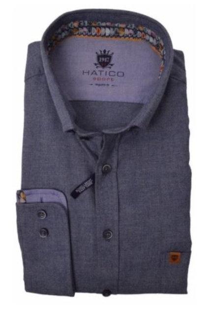 Hatico sport modern fit shirt