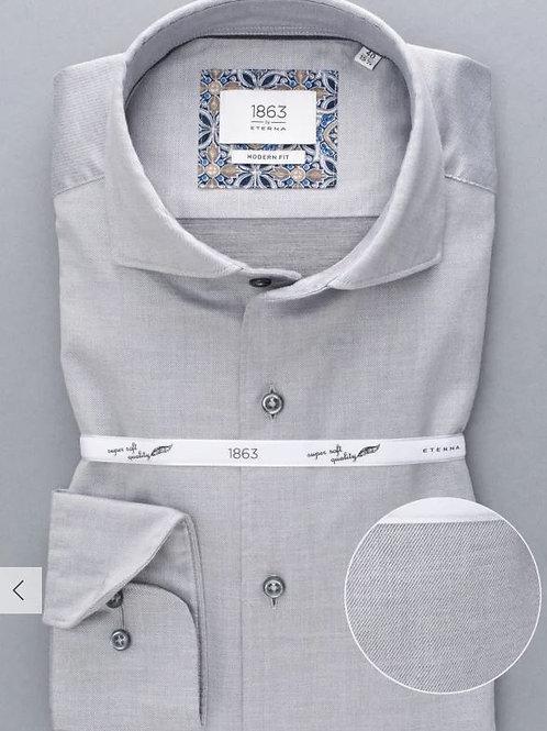 Eterna 3984 Flint Long sleeve shirt