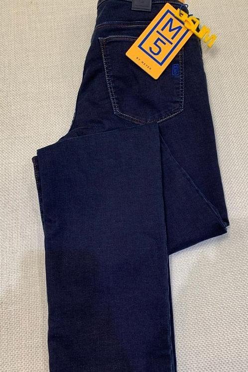Meyer RB 9-6206-19/6206-19-20 Slim M5 Super Stretch Jersey Deni