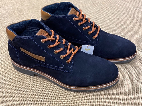 Bugatti  Dark Blue boots