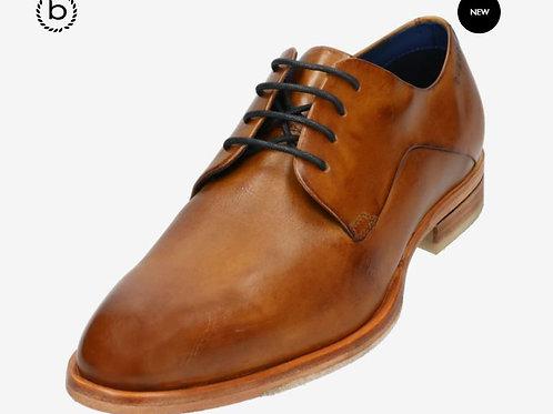 Bugatti  lace-up shoes in cognac