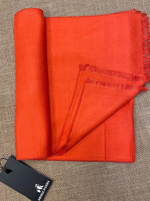 Swole Panda SP scarf orange