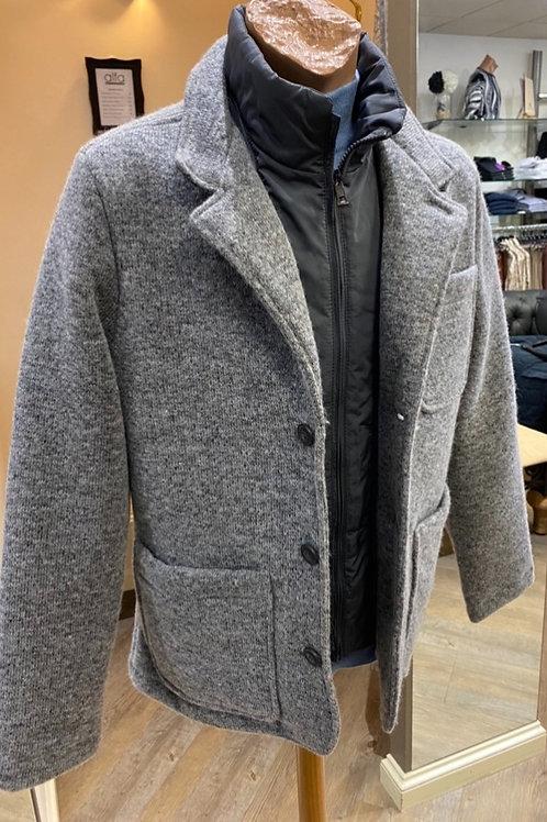 S4  grey Jacket