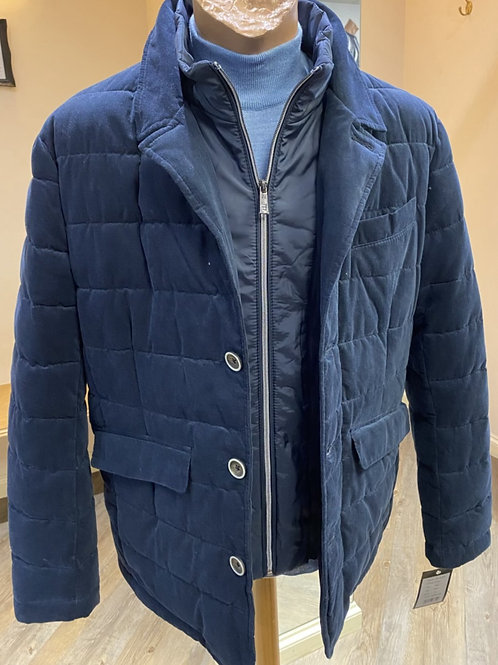 S4 Navy Blue Jacket