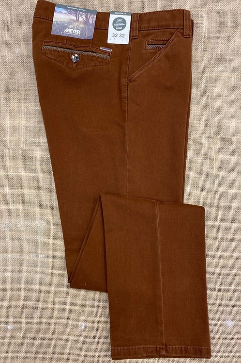 Meyer Chicago med brown chino