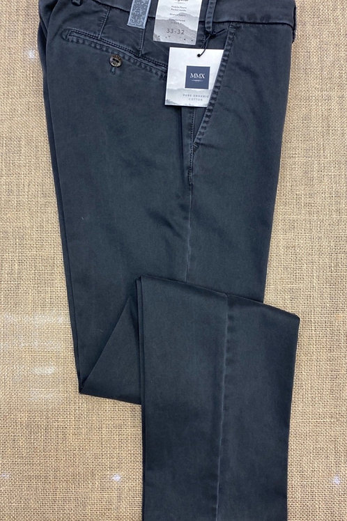 MMX  Meyer  charcoal chino
