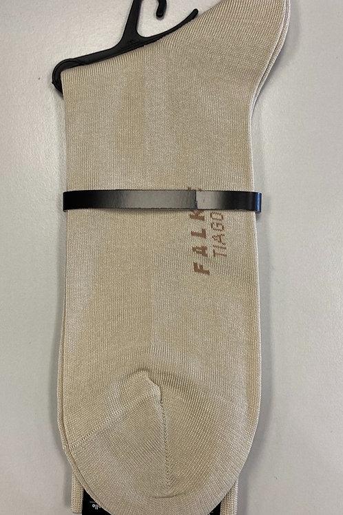 FALKE anti-slip cotton sole Socks  beige
