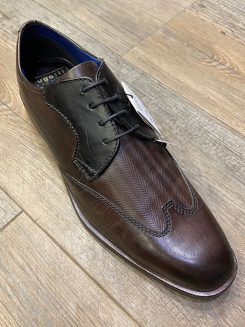 Bugatti lace-up shoes in brown
