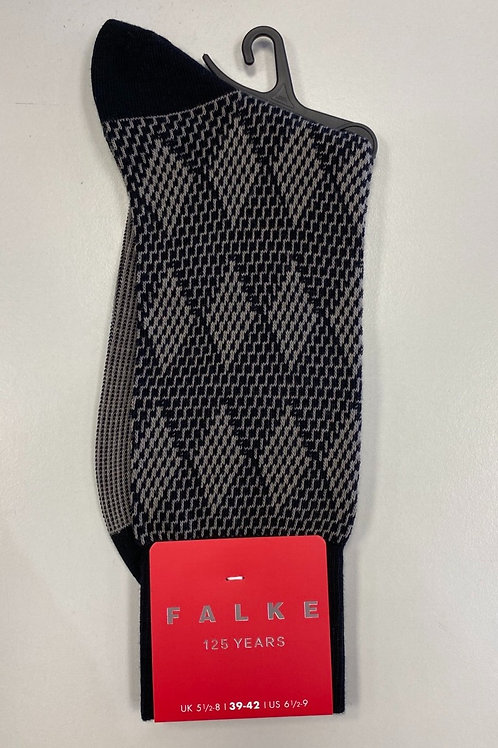FALKE  Men Socks blackgold