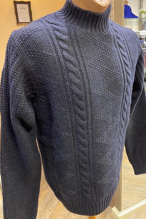 Sand Blue Knitwear