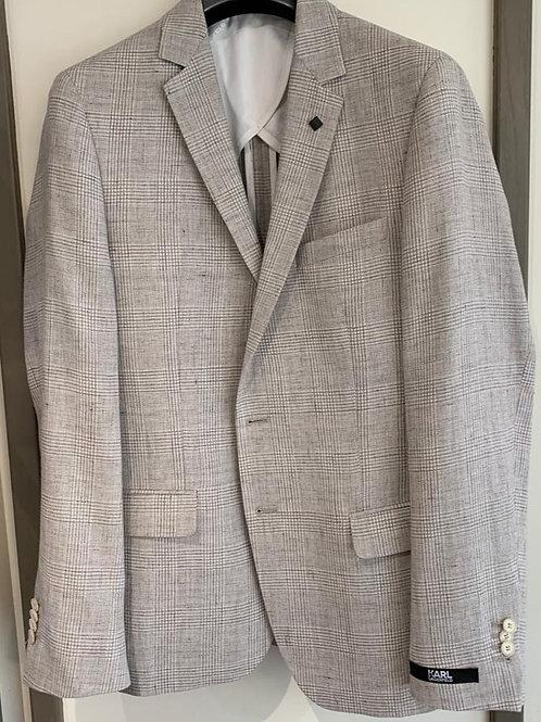 Karl Lagerfeld stone jacket
