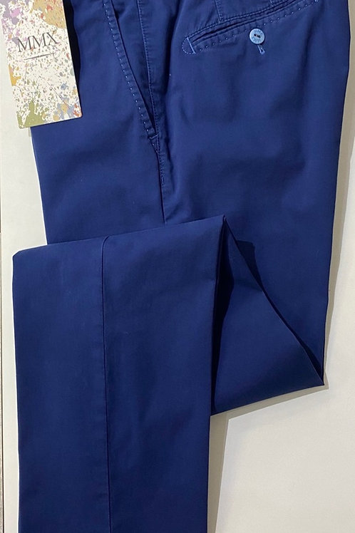 MMX Meyer chino in blue