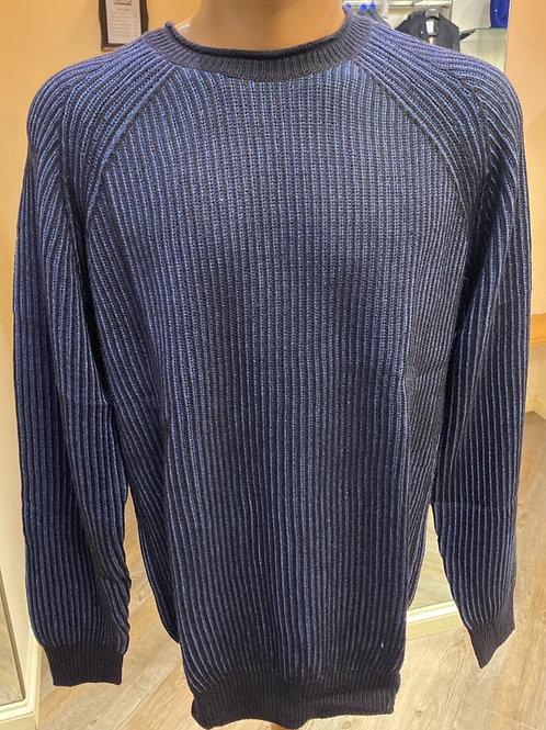 Thomas  Maine  black/brown knitwear