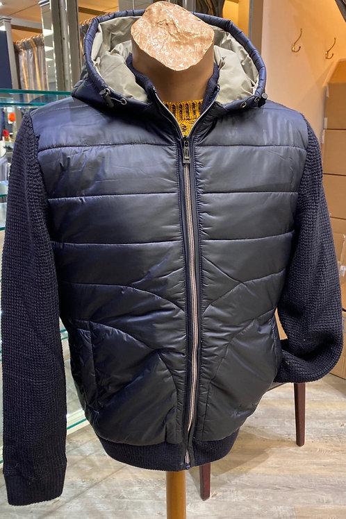 Impulso Navy Blue Jacket