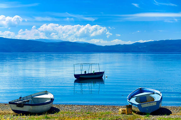 Ohrid Lake Voyage