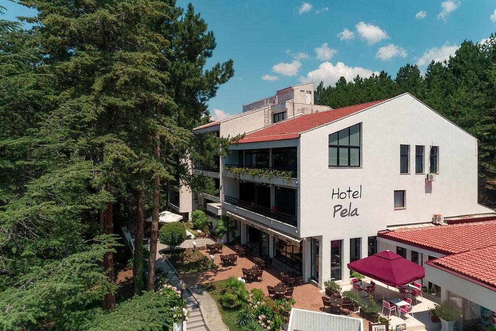 HotelPelaOhrid