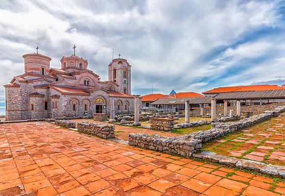 Summer holiday in Ohrid