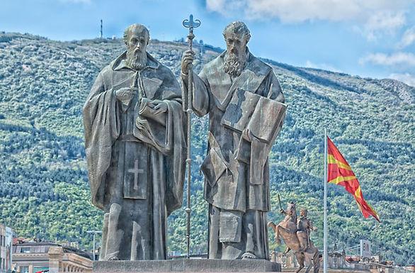 Macedonia Religious Heritage