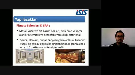 Covid-19 ve Fitness Salonlar & SPA