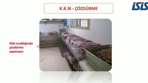 Güvenli Gıda Üretimi K.K.N