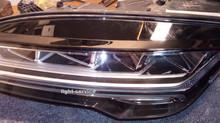 Заделка трещины Audi А6