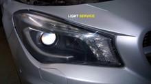 Устранение запотевания Mercedes-Benz CLA-Class 200 2013 г