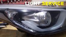 Ремонт фары Hyundai Elantra