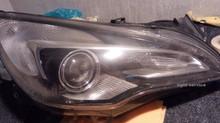 Восстановление головной оптики Opel Astra GTC