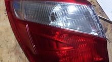 Ремонт заднего фонаря Nissan Qashqai
