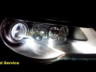 Чистка линз без разбора фар Volkswagen Tiguan
