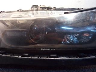 Ремонт фар Honda Accord