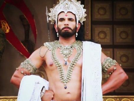 Why was Bhishma invincible in Mahabharata?