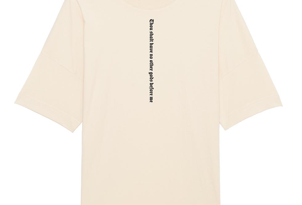Oversized 10 C's Vertical T Shirt (Multiple Colours)