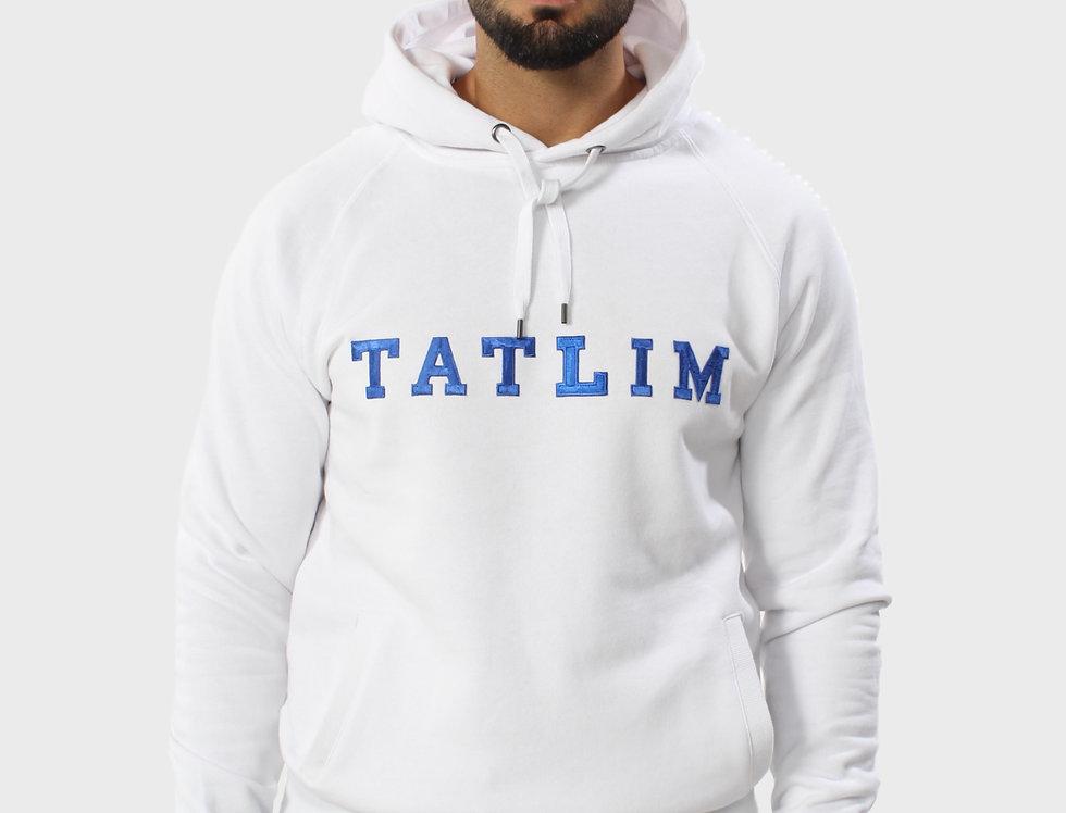 Varsity Patch Hooded Sweatshirt