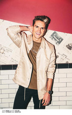 Oliver Proudlock from Made In Chelsea wearing Tatlim for 1883 Magazine